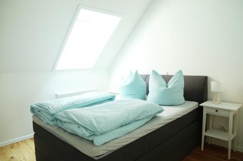 Schlafzimmer Nr.2 unten